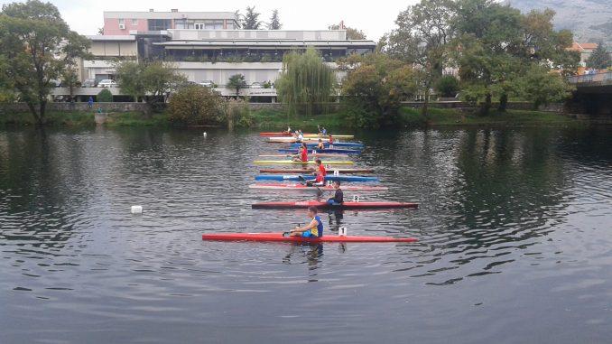 Leutar.net Održana međunarodna regata i prvenstvo RS u kajaku i kanuu na Trebišnjici