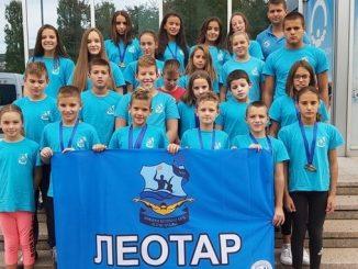 Leutar.net Plivači osvojili 16 medalja u Sarajevu