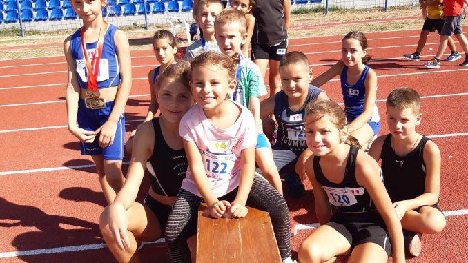 Leutar.net Uspješan nastup najmlađih atletičara AK Trebinje u Baru