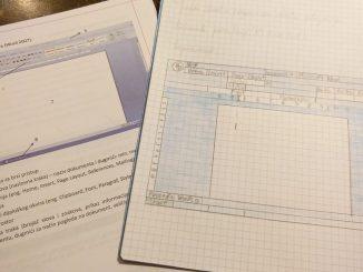 Leutar.net OVO JE ZA SJEST´ I PLAKAT´: U sedmom razredu osnovne škole crtamo word za zadaću iz informatike!