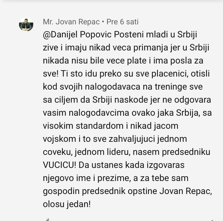 Leutar.net Funkcioner SNS: Ljudi koji odlaze iz Srbije su plaćenici!