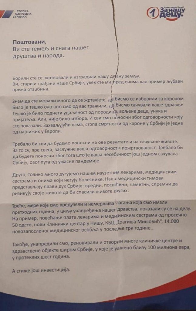 Leutar.net PISMO JEDNOG PILOTA: 10 razloga zašto sam protiv Vučića