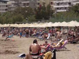 Leutar.net Temperatura 40, prepune plaže (VIDEO)