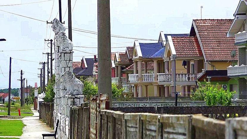 Leutar.net Ovako izgleda gastarbajtersko selo u Srbiji