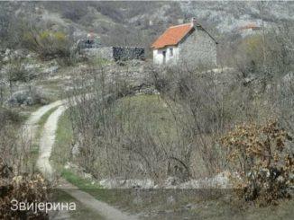 Selo Zvjerina u Hercegovini