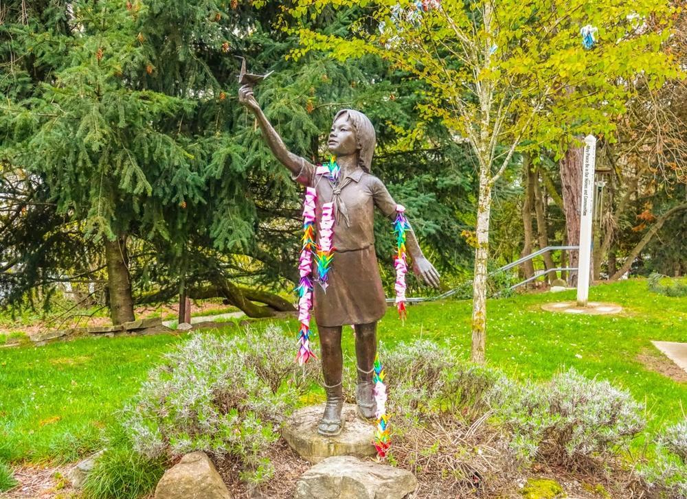 Leutar.net Hiljadu papirnih ždralova i jedna želja: Priča o djevojčici koja je postidjela Ameriku