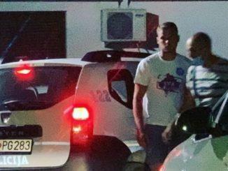 Leutar.net Policija u Budvi privela Draška Stanivukovića