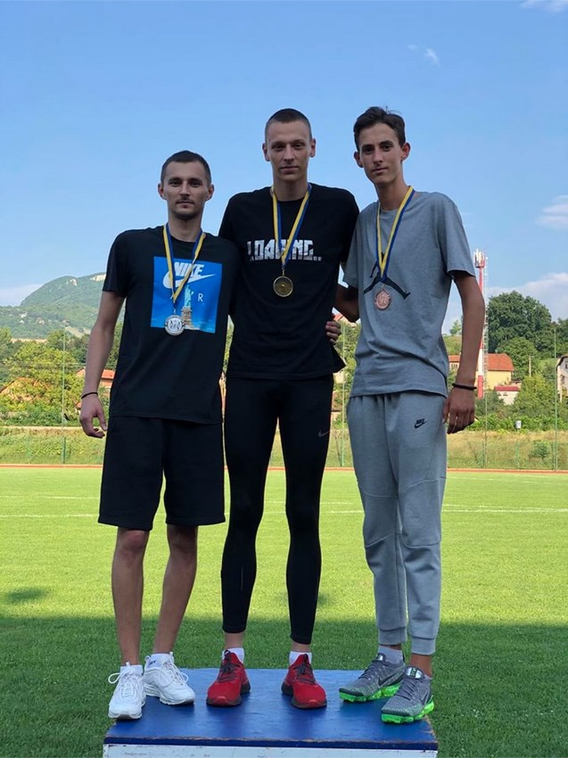 "Leutar.net Prva medalja AK ""Trebinje"" u seniorskoj kategoriji!"