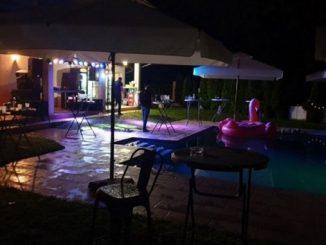 Leutar.net Racija na žurci u vili kod Laktaša, uhapšeno devet osoba