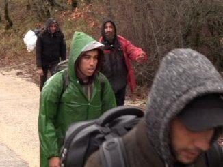Leutar.net Veliki broj migranata u Hercegovini
