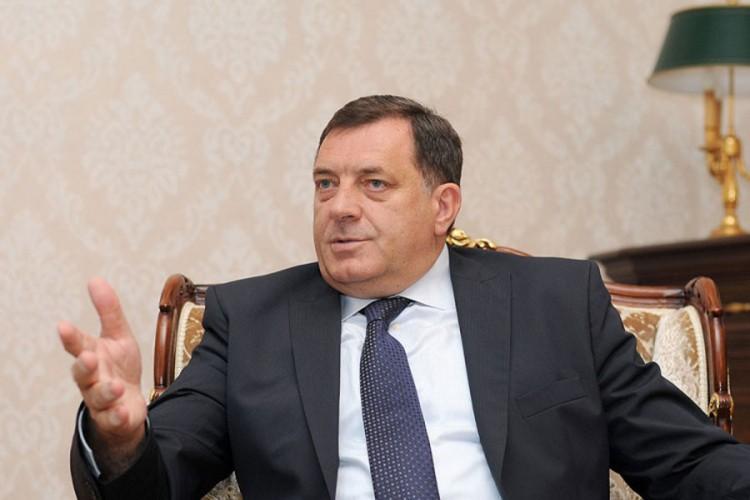 Leutar.net Dodik: Neće ovdje biti rata, to su floskule kojima se plaše stranci