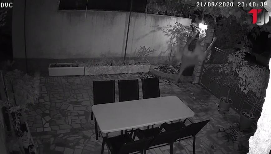 Leutar.net Mostar: Lopov povrijeđen visio na ogradi do dolaska Hitne pomoći
