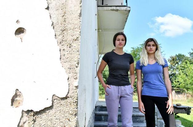 Leutar.net Dramatična ispovijest Milice (18) i Marije (16) koje žive same u ruševnoj kući