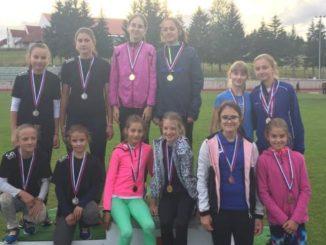 Leutar.net Odličani rezultati atletičara AK TREBINJE na Atletskom prvenstvu Republike Srpske
