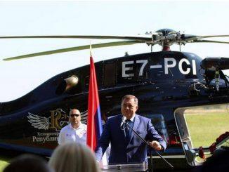 Leutar.net Aleksandar Trifunović: Milorad Dodik će i dalje da koristi naš helikopter u svoje svrhe, i j.be mu se šta ti misliš o tome