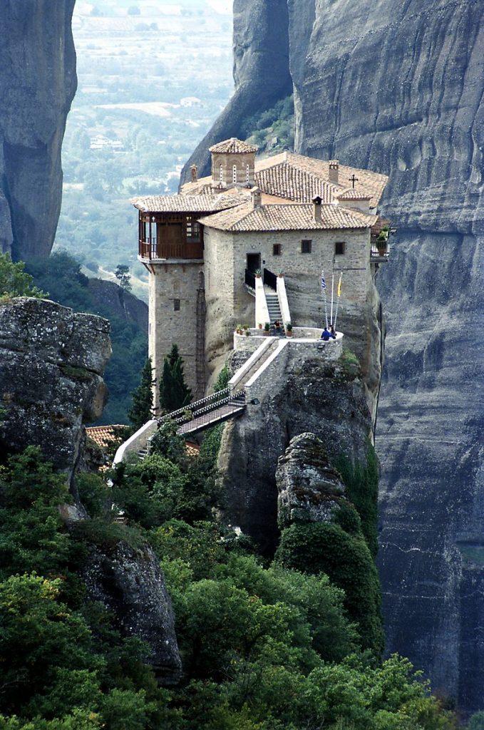 """Leutar.net """"Lebdeće stijene"""" - priča o najveličanstvenijim manastirima na svijetu (VIDEO)"""