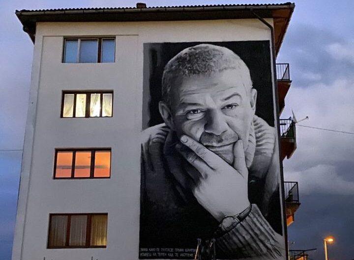 Leutar.net Osvanuo još jedan mural posvećen Nebojši Glogovcu