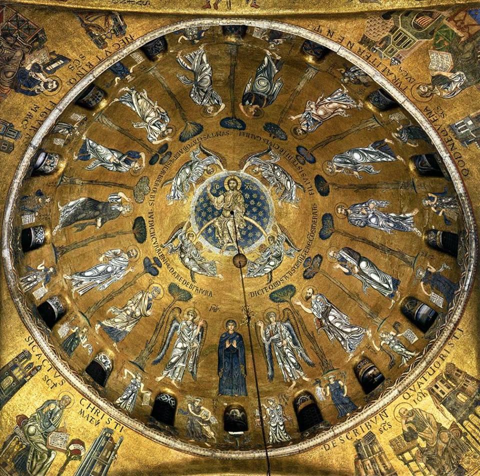 Leutar.net Završen mozaik u Hramu Svetog Save na čak 15.000 kvadrata