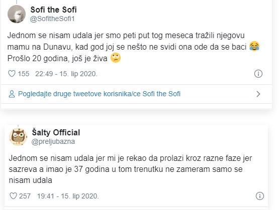 Leutar.net Hrvatice i Srpkinje na Twitteru iskreno govore zašto se nisu udale