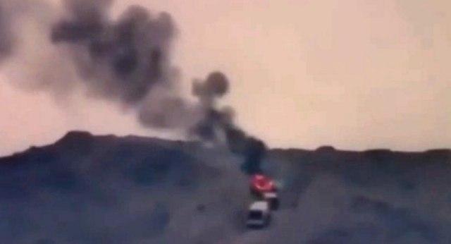 Leutar.net Rat na Kavkazu: Serije jakih eksplozija, sirene i granitiranje FOTO