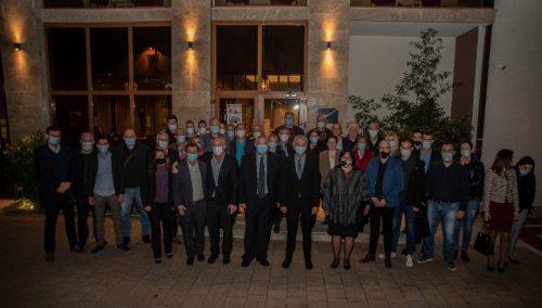 Leutar.net Sinoć održana centralna promocija Ilije Stankovića, zajedničkog kandidata trebinjske opozicije