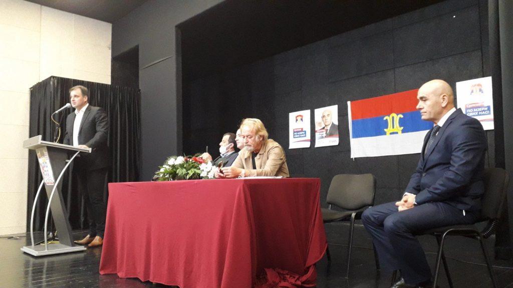 Leutar.net Drašković - Narod koji glasa za kriminalizovanu vlast nije žrtva, on je saučesnik (FOTO VIDEO)