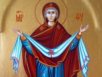Leutar.net SPC obilježava Pokrov Presvete Bogorodice