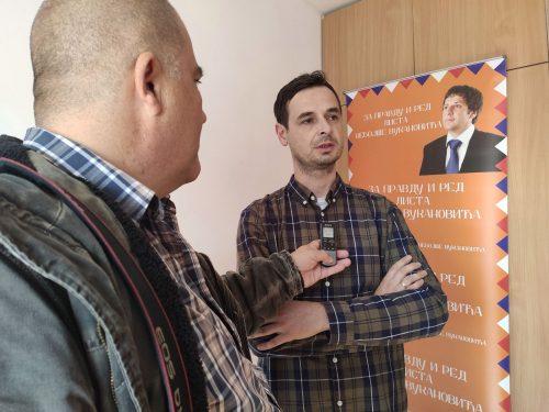 Leutar.net Za Pravdu i Red - lista Nebojša Vukanović - početak kampanje u Trebinju