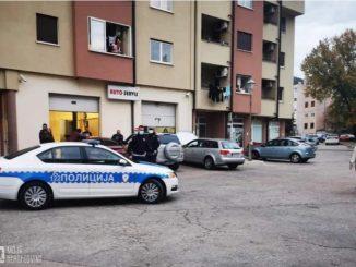Leutar.net Pripadnici CJB Trebinje ušli u prostorije SNSD-a po pozivu građana, urađen zapisnik (VIDEO)