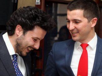 Leutar.net Stanivukoviću čestitali Aleksa Bečić i Dritan Abazović