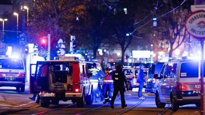 Leutar.net Napadi na šest lokacija u Beču, više ranjenih i mrtvih (VIDEO)