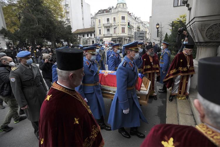 Leutar.net Oproštaj od patrijarha srpskog Irineja, u nedelju sahrana