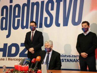 Leutar.net HDZ BiH Mostar: Preko noći ukradene hiljade hrvatskih glasova