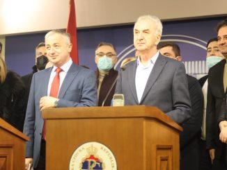 Leutar.net Opozicija bi bez Vukana da ruši Dodika