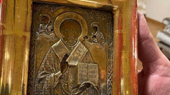 Leutar.net Zvanično se oglasila Moskva: Afera oko ikone je antiruska propaganda