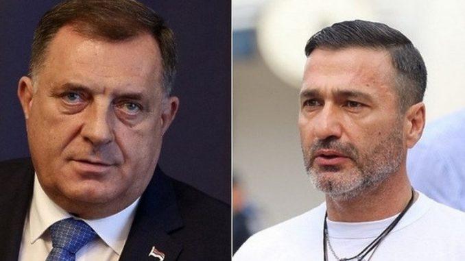 Leutar.net Milorad Dodik tužio Davora Dragičevića