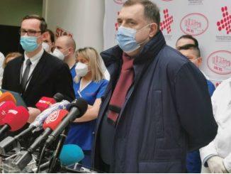 Leutar.net Dodik odgovorio na pitanje o ikoni koju je vratio Lavrov