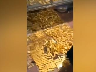 Leutar.net Bivši gradonačelnik sakrivao 13,5 tona zlata u podrumu, a na računu 36 milijardi dolara!