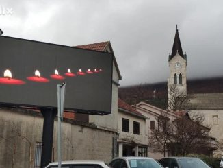 Leutar.net Osam svijeća za osam ugašenih života u Posušju, zatvoreni svi ugostiteljski objekti