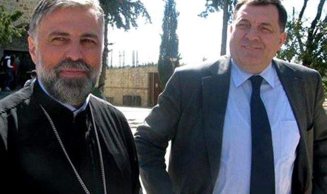 Leutar.net Vladika Grigorije: Molimo se za dobrog patrijarha