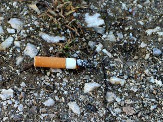 Leutar.net Zbog bačenog opuška od cigarete mora da plati 450 evra!