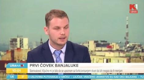 Leutar.net Kovačević žestoko napao Stanivukovića što je BiH nazvao Republikom BiH