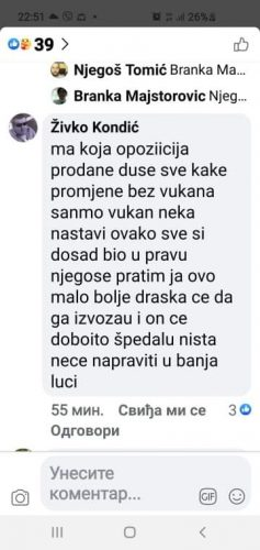"""Leutar.net Vukanović: """"Puls naroda i veliko HVALA na istinskoj podršci"""""""
