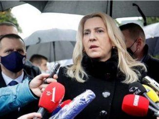 Leutar.net Željka Cvijanović: Poštovati svaku žrtvu datu za Srpsku