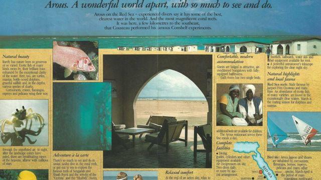 Leutar.net Izrael, Crveno more i Mosad: Turističko selo Arous koje su vodili špijuni