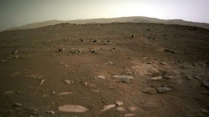 Leutar.net Stigao prvi snimak sa Marsa