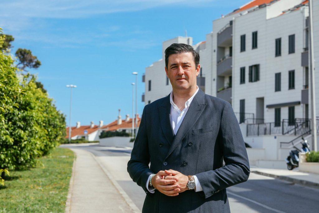 Ante Vlašić, predsjednik Udruge ugostitelja Dubrovnika, Foto: Cropix