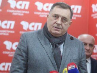 """Leutar.net """"PRIMIĆU RUSKU VAKCINU"""", poručio je Dodik"""