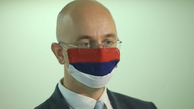"""Leutar.net Zatraženo ukidanje nošenja maski na otvorenom u Republici Sprskoj: """"Nema smisla to nametati..."""""""