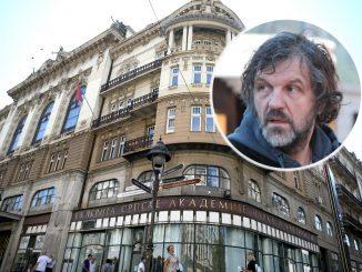 Leutar.net Emir Kusturica: Neću u SANU, brišite me sa spiska